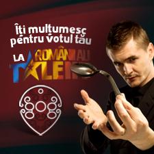 Votez Cristian Gog la romanii au talent!