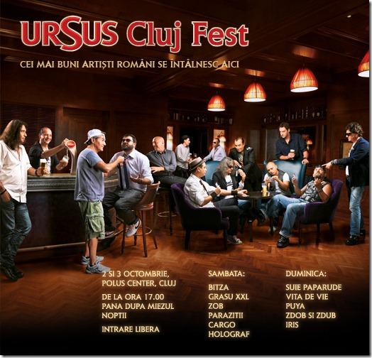 Ursus Cluj Fest