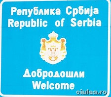 serbia welcome