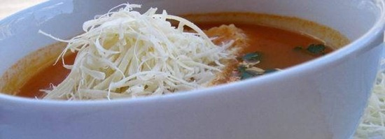 supa de rosii (Poza furata de la Adi Hadean!)