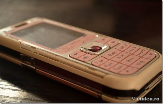 telefon roz