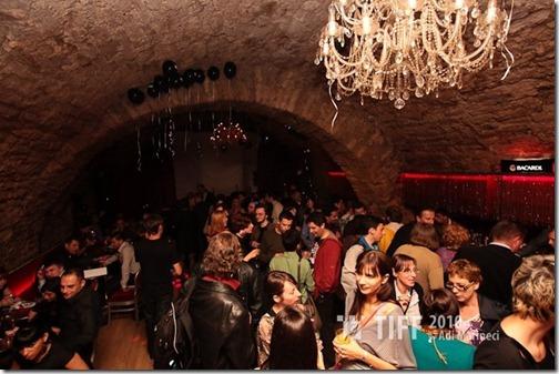 HBO party diesel club