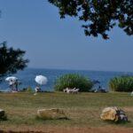 plaja salbatica in Porec