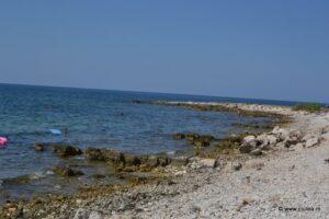 plaja in Porec