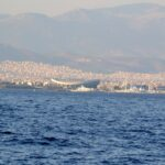 Atena vazuta de pe velier