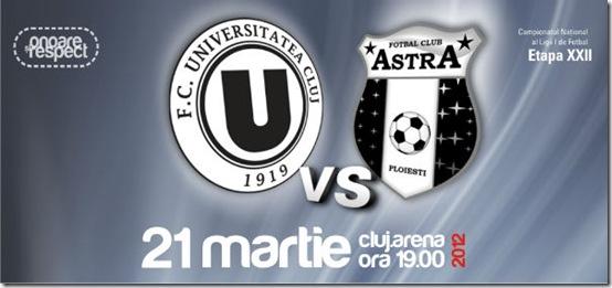 U-Cluj-Astra
