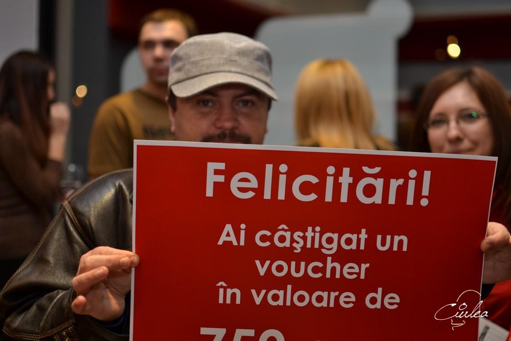 castigator iPhone 5 lansare VodafoneCluj