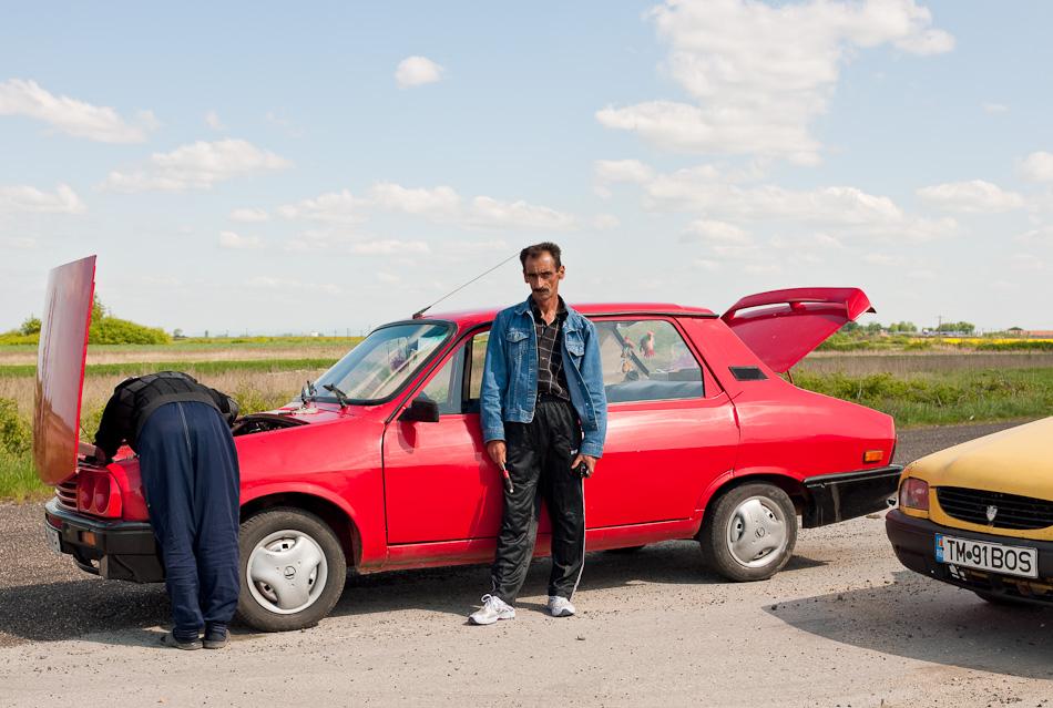 Dacia & Chauffeur
