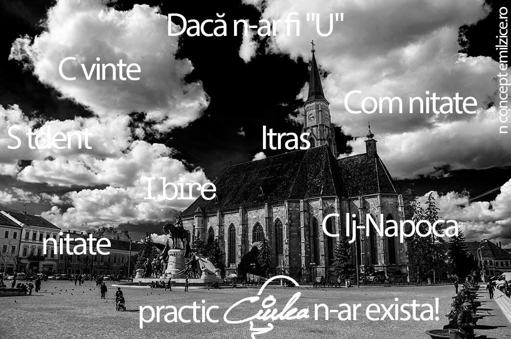 piata-unirii-cluj-napocaU